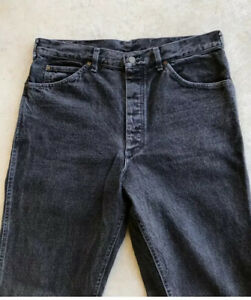 vtg Lee riders jeans Mens size 36x32 Union Made USA