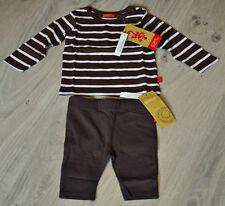 Gestreifte Baby-Hosen für Jungen aus 100% Baumwolle