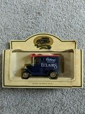 Lledo Days Gone 1920 Model T Ford Van with Cadburys Chocolate Eclairs decals