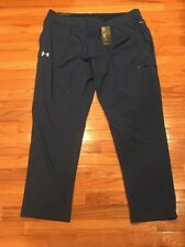 Under Armour Tapered Woven Men's Pants 1272419-997 3XL XXXL NWT $80