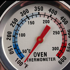 Classic Stand Up Food Meat Dial Oven Thermometer Temperature Gauge Gage F7S