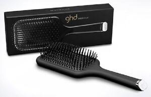 GHD Original Black Paddle Brush  Genuine Stockist Free Delivery