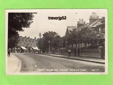 Trinity Villas Parade Wealdstone Nr Harrow unused RP pc Hebblewhite Ref B14