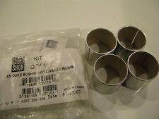 AM Duc 30mm ROCKSHOX Rondelles / douilles fourche Paire supérieur + bas nouveau