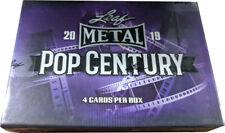 Leaf 2019 Pop Century Metal Factory Sealed Hobby Card Box