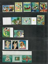 Bangladesh M/NH/VF, Stamp Collection Album Fillers 1070s To Modern