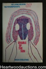 Cradle of the Sun by Brian Stableford (1969) Signed First edition