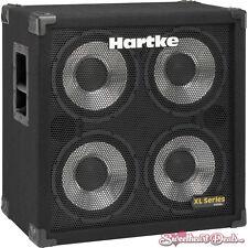 "NEW Hartke 410XL 4x10"" 400 Watt Bass Speaker Cabinet"