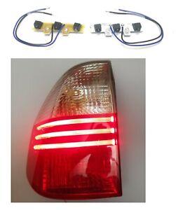 2007 - 2010 BMW X3 Passenger Right Tail Lamp Light LED Repair Kit Led Fix