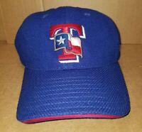 TEXAS RANGERS - NEW ERA 39THIRTY MLB STRETCH FITTED HAT CAP M/L TEXAS FLAG