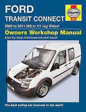 Haynes Transit 2011 Car Service & Repair Manuals