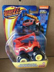 Blaze and the Monster Machines Diecast - Construction Blaze -Combined Postage