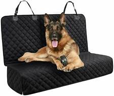 Car Seat Cover for Dogs Rear Back Pet Dog Cat Waterproof Protector Armrest Mat