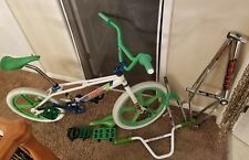 NOT Haro Master BMX bike REBUILT 2 LOOK LIKE 85 FREESTYLER.1ofA Kind&CHROMEframe