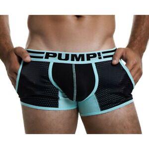 Pump! Hypotherm Jogger - Boxershorts Hipster Mesh Underwear Herren Unterwäsche