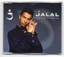 Jalal Maxi-CD The Wind Of Change - Scorpions COVER VERSION - 1st press 156333-2