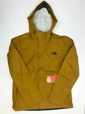 The North Face Venture 2 Jacket Men Size Large Mustard NF0A2VD3XRU-L