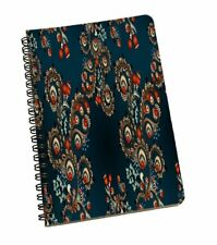 Student Floral Stationery Book Blank Paper Notebook Journal Diary