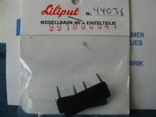LILIPUT # 44038 Zubehörsatz Windleitbleche BR 18.3 bad IVh NEU