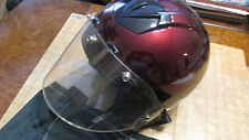 HJC Motorcycle helmet 3/4 face with Mic and bag free shipping