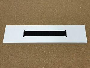 Apple Watch 42/44mm Black Leather Link - M/L 165-205mm