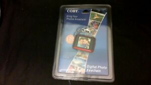 COBY Digital Photo Keychain DP-161