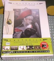 1 LIMITED BOX 2 DVD MANGA SHIN VISION,LAST EXILE THE COLLECTOR SPECIAL EDITION 6