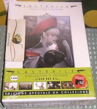 1 LIMITED BOX 2 DVD ANIME/MANGA SHIN VISION-LAST EXILE COLLECTOR'S EDITION 11,12