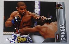 Alex Garcia Signed UFC 2015 Topps Champions Silver Card 93 Autograph 207 189 171