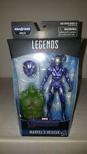 """Marvel Legends Avengers Endgame 6"""" Marvel's Rescue Hulk BAF Brand New!!!"""