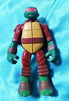 """RAPHAEL Teenage Mutant Ninja Turtles TMNT 2015 4.5"""" Battle Shell Figure"""