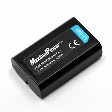 Battery for NIKON EN-EL1 ENEL1 COOLPIX 4300 4500 4800 E880 995 5700 8700