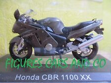 MOTO 1/24 HONDA CBR 1100 XX  COLLECTION GM MOTORCYCLE