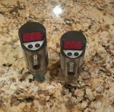 IFM EFECTOR PN3222 PRESSURE SENSOR (LOT OF 2) $159