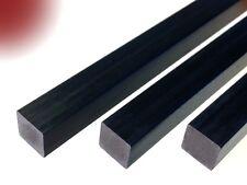 Carbon-Vierkant-Stab 6.0x6.0 x 1000 mm Quadrat Rechteck Stab CFK Carbonstab