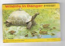 Brooke Bond - 1963 Wildlife in Danger Complete album - pre-owned