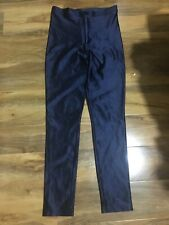 American Apparel Disco Pants Navy Medium Size M New With Tags