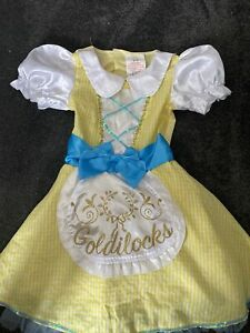 Goldilocks Dress Age 7-9