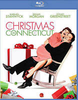 Christmas in Connecticut (Blu-ray Disc, 2014)(NEW)   Barbara Stanwyck