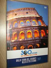 300 LUOGHI DA VEDERE NELLA VITA DALLA TERRA DEL CHIANTI A ROMA DVD N° 2
