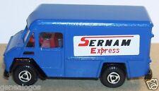 OLD EFSI HOLLAND COMMER 302 MADE IN 1973 SERNAM EXPRESS SNCF VAN 1/70 no BOX