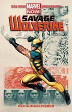 Savage Wolverine #1 TPB alemán (US 1,2,3,4,5) Frank Cho? Shanna Marvel Now