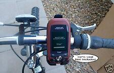 GPS Magellan Triton 200 300 400 500 Bike Moto Handlebar Mount Bracket Holder