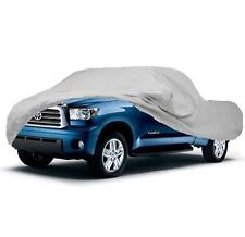 Toyota Tundra 2007-2012 CrewMax Cab Long Bed Truck Pick Up Cover TRD Waterproof