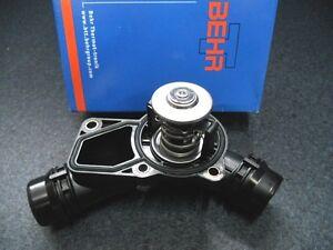 BEHR Thermostatgehäuse für BMW E46 E39 E38 E60 E53 E83 E85 M54 Motor Benzin