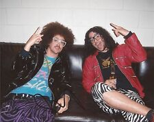 LMFAO: REDFOO SIGNED 10x8 PORTRAIT PHOTO+COA *SEXY AND I KNOW IT* *PARTY ROCK*