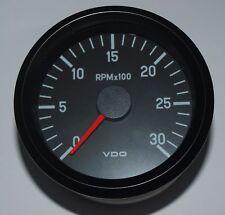 """VDO """"international"""" Drehzahlmesser 80mm 3000U/min. 24 V"""
