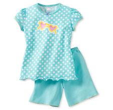 Schiesser Girls Pajamas Short Gr.104 116 128 140 152 Nightwear New