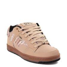 DVS scarpe da uomo donna skateboard ENDURO 125 tan camo mimetiche in pelle