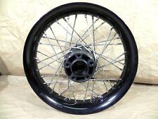Profile Rear Wheel Black Harley-Davidson Softail 55043-11A  #2139